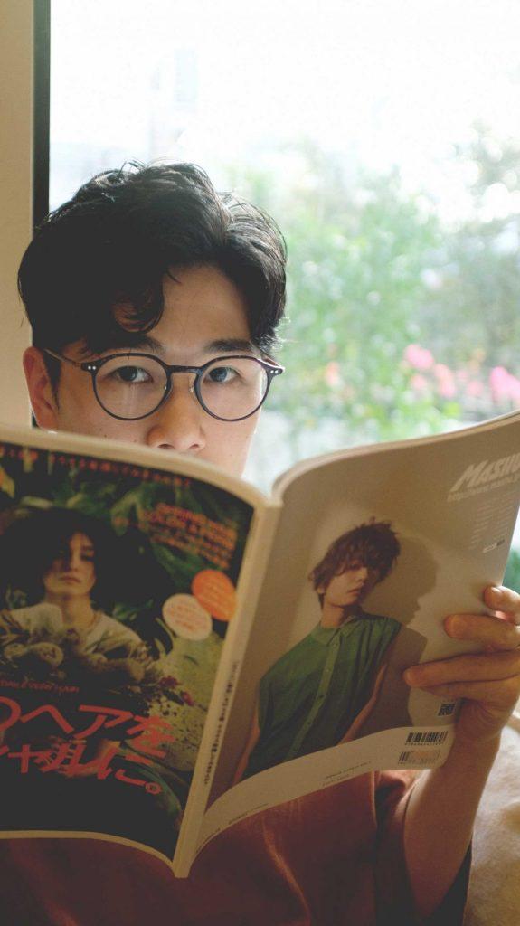 韓系 男生 卷髮