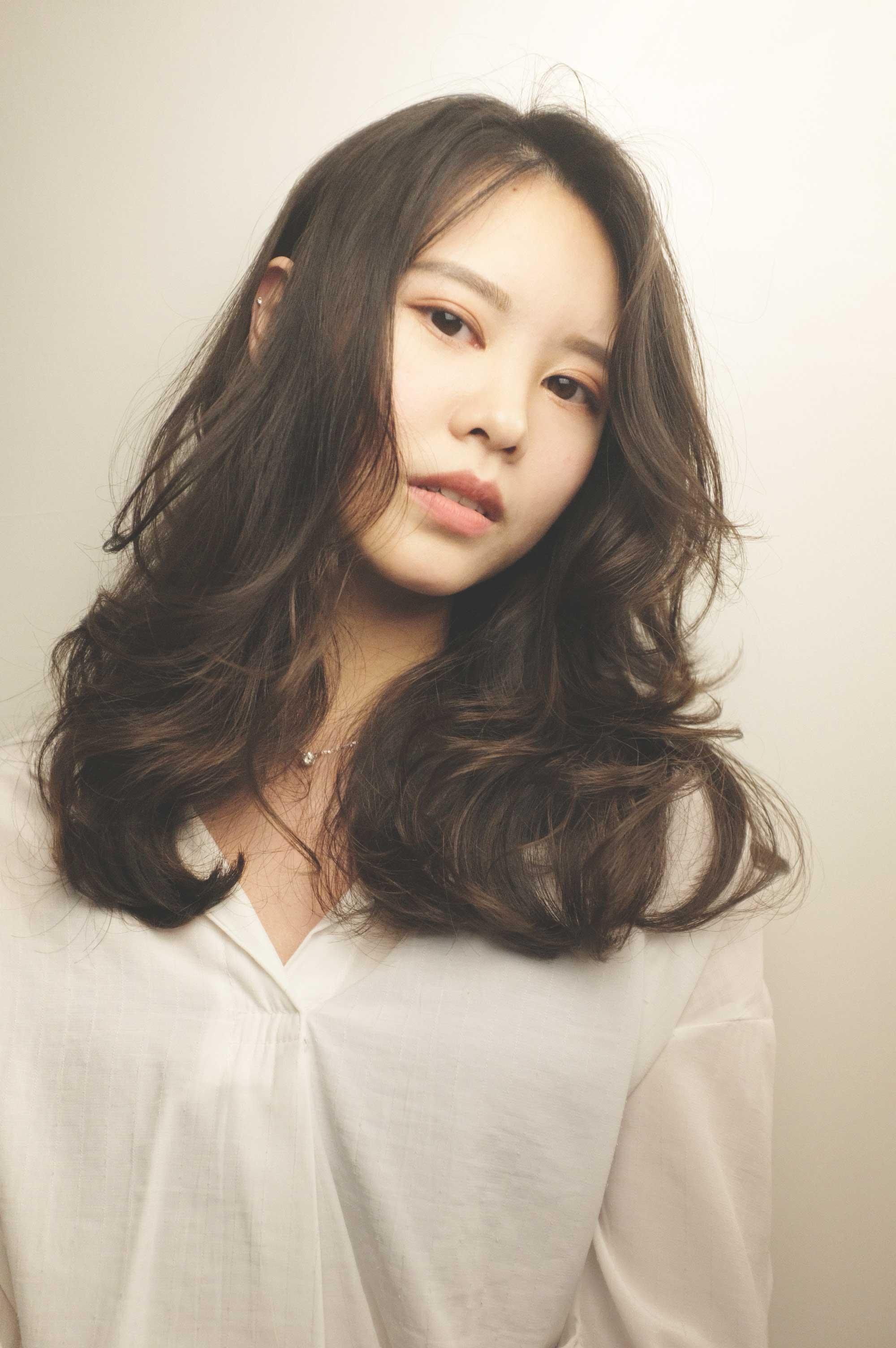 韓系 卷髮 燙髮