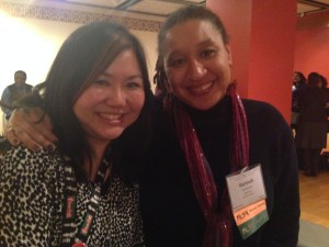 With the fabulous Ellen Oh!