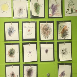 kinder art Jacobson