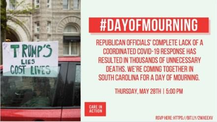 #DayOfMourning