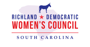 Richland County Democratic Women's Council -  Candidate Forum @ Virtual Meeting