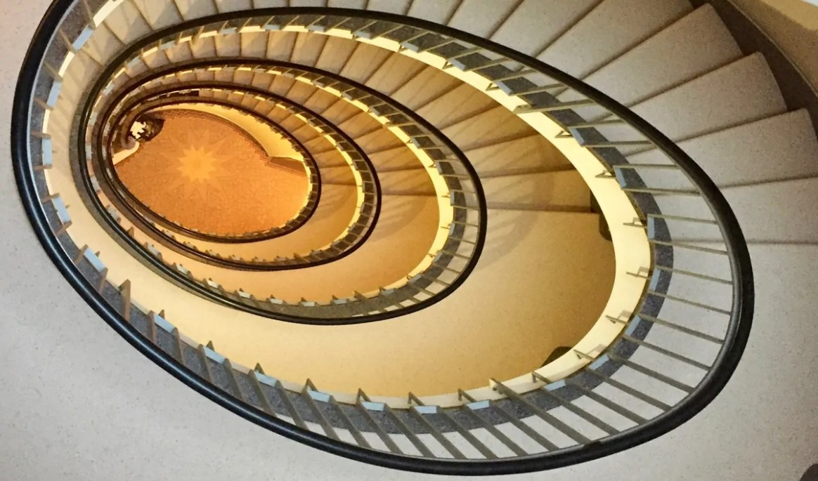 Sanierung Treppenhaus Zai-Haus