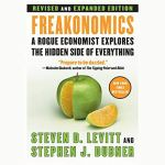 Freakonomics book cover