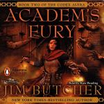 Academ's Fury audiobook cover