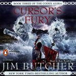 Cursor's Fury audiobook cover