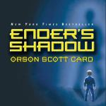 Ender's Shadow audiobook cover