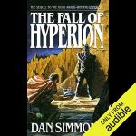 Fall of Hyperion audiobook cover