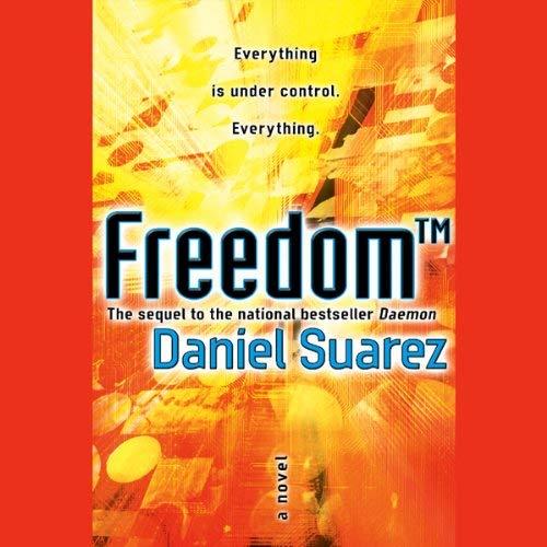Freedom (TM) audiobook cover