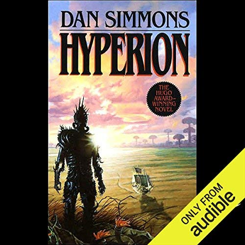 Hyperion audiobook cover