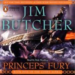 Princep's Fury audiobook cover