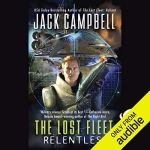 Relentless audiobook cover