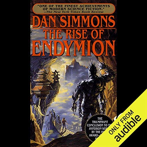 Rise of Endymion audiobook cover