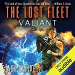 Valiant audiobook cover