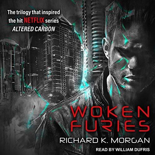 Woken Furies audiobook
