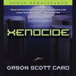 Xenocide audiobook cover