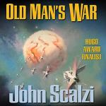 Old Man's War audiobook cover