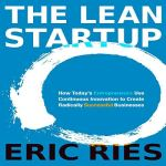 The Lean Startup audiobook cover