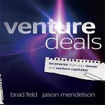 Venture Deals audiobook cover