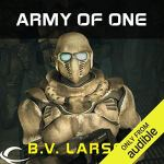 Army of One audiobook cover