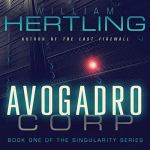Avogadro Corp audiobook cover