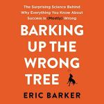 Barking up the Wrong Tree audiobook cover