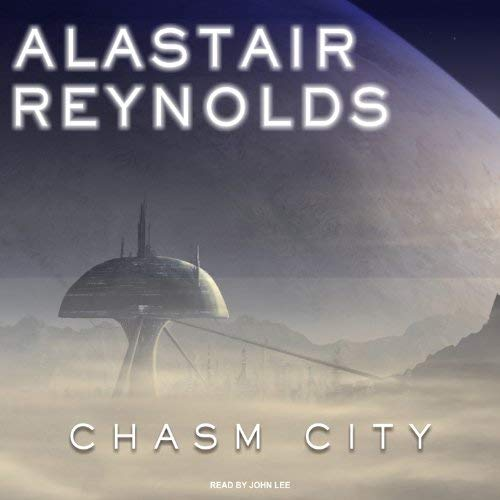 Chasm City audiobook cover