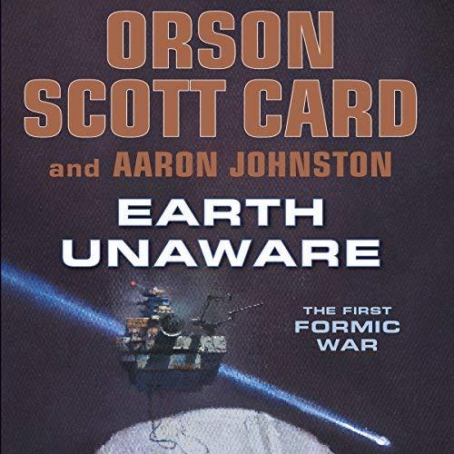 Earth Unaware audiobook cover