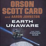Earth Unaware audiobook cover