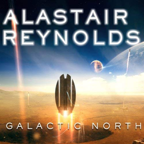 Galactic North audiobook cover