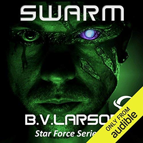 Swarm audiobook cover