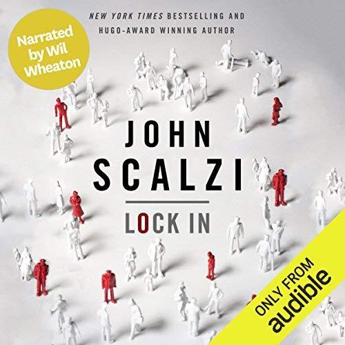 Lock In audiobook cover