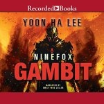 Ninefox Gambit audiobook cover