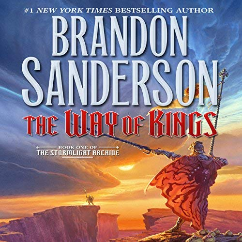 The Way of Kings audiobook cover
