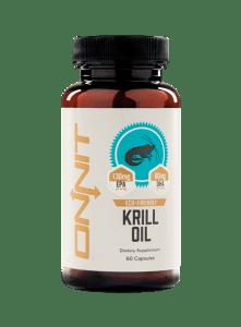 Krill Oil vs Fish Oil
