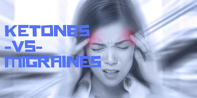 Migraines Cured with Ketones