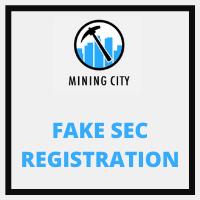 Mining City SEC