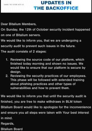 bitalium-exit-scam-annoucement
