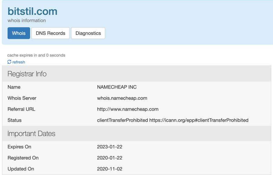 BitStil domain