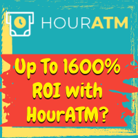 HourATM Review: Crypto Asset With 1600% Return On Investment