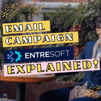 Hey, Siavash here with another 'how to' tutorial. In this one, I'm going to show you Step-by-Step How to Create a Campaign in ENTRESoft