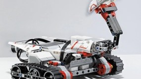 Advanced Robotics with LEGO® EV3