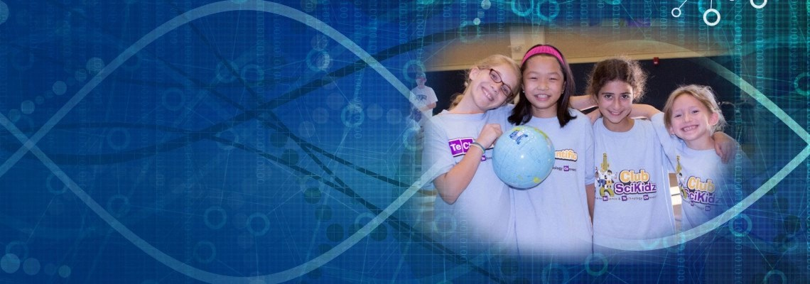 The Best Science Camps!