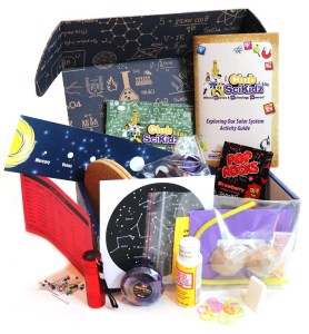 Cosmic Cookie Dough Solar box