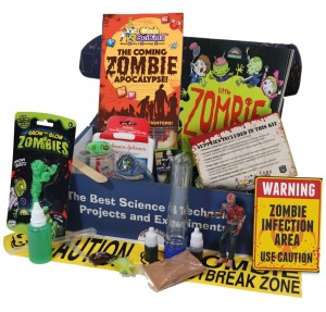 Zombie Camp in a Box