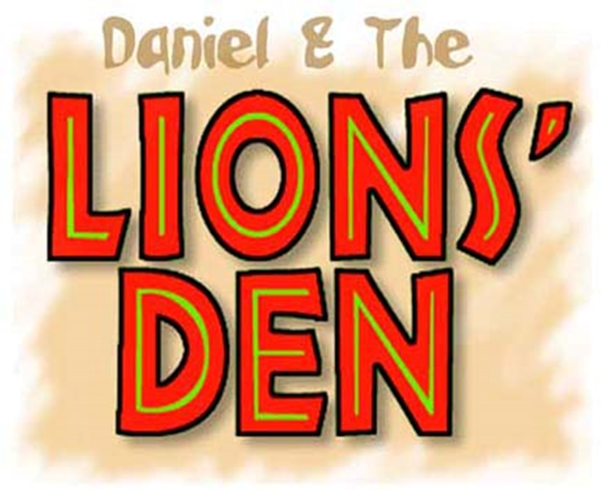 Daniel & The Lions' Den
