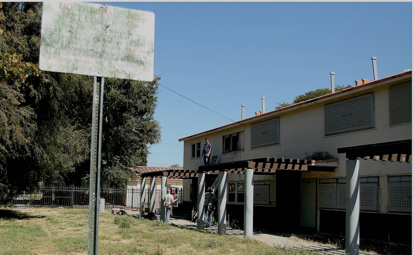 Contra County Authority Costa Housing