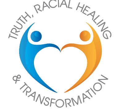 Truth, Racial healing, and transformation logo