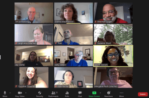 Living the Pledge Facilitator Training @ Zoom Meeting