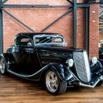 1934 Ford 3 Window Coupe Hot Rod Richmonds Classic And Prestige Cars Storage And Sales Adelaide Australia